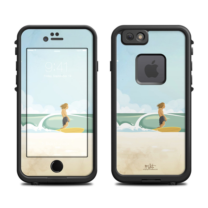 Casual Friday LifeProof iPhone 6s fre Skin