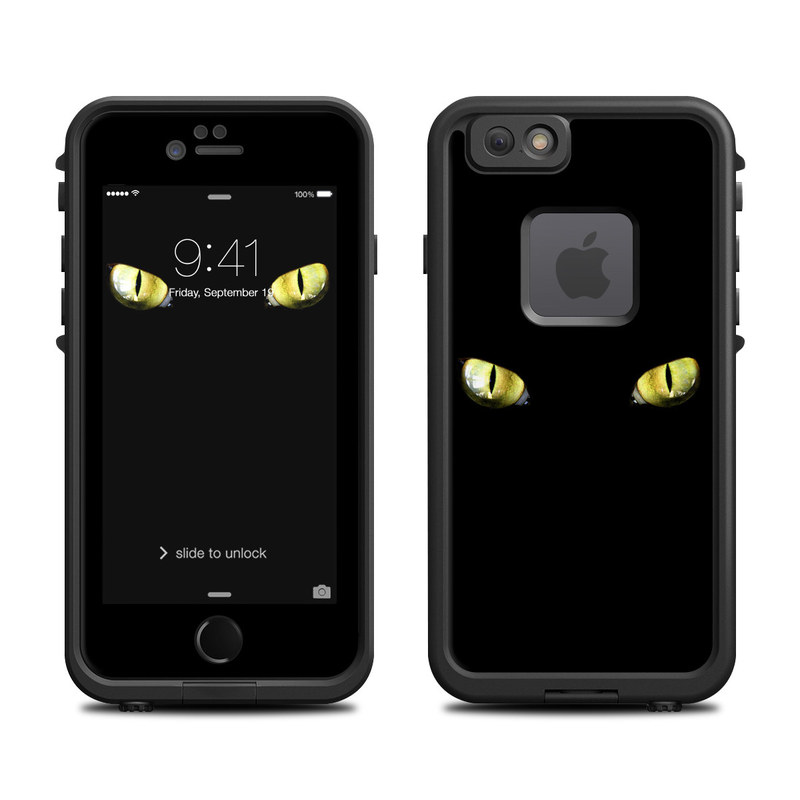 Cat Eyes LifeProof iPhone 6s fre Case Skin