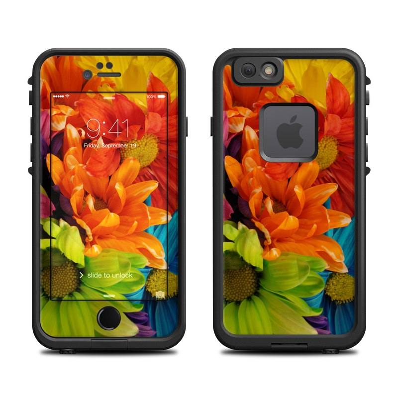 Colours LifeProof iPhone 6s fre Case Skin
