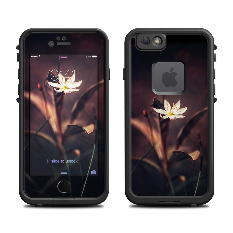Delicate Bloom LifeProof iPhone 6s fre Case Skin