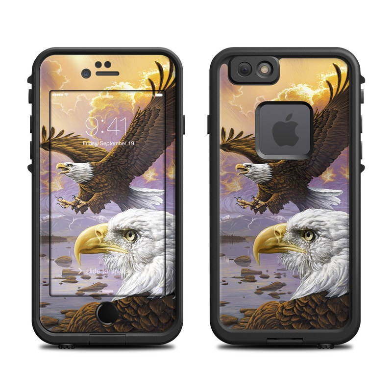 Eagle LifeProof iPhone 6s fre Case Skin