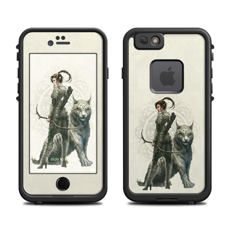 Half Elf Girl LifeProof iPhone 6s fre Case Skin