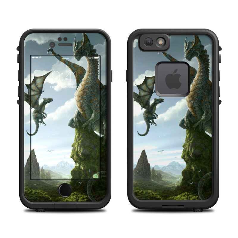 First Lesson LifeProof iPhone 6s fre Case Skin