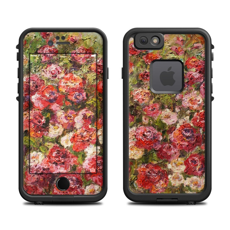 Fleurs Sauvages LifeProof iPhone 6s fre Skin