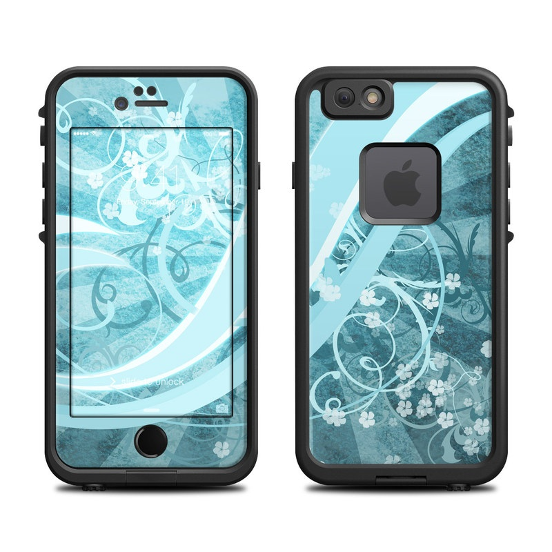 Flores Agua LifeProof iPhone 6s fre Case Skin
