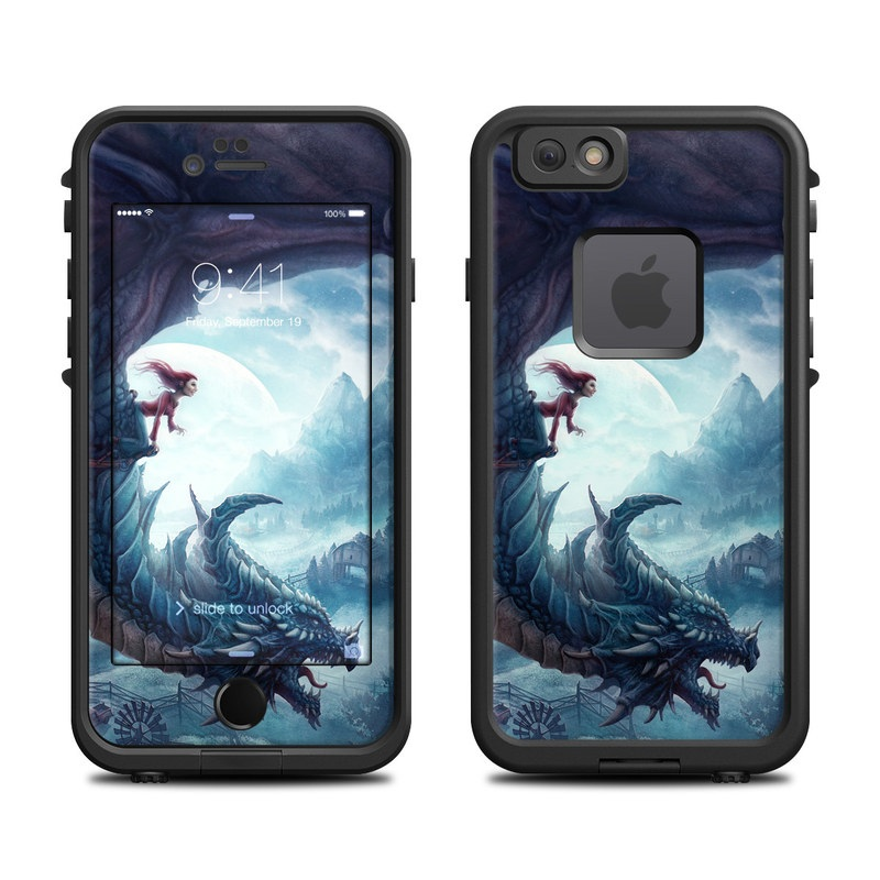 Flying Dragon LifeProof iPhone 6s fre Skin