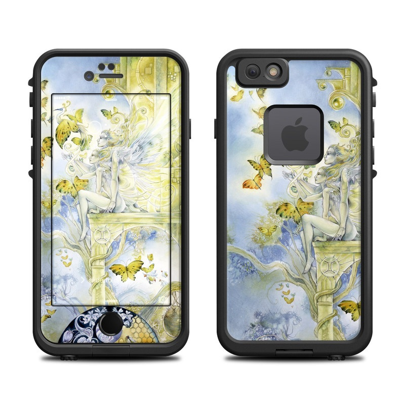 Gemini LifeProof iPhone 6s fre Case Skin