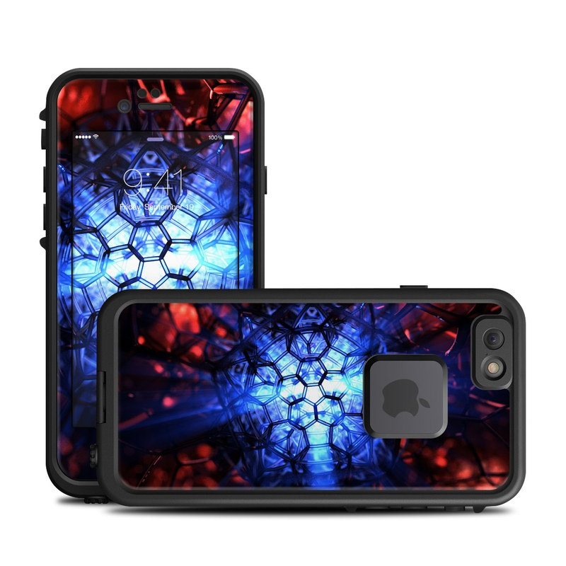Geomancy LifeProof iPhone 6s fre Case Skin