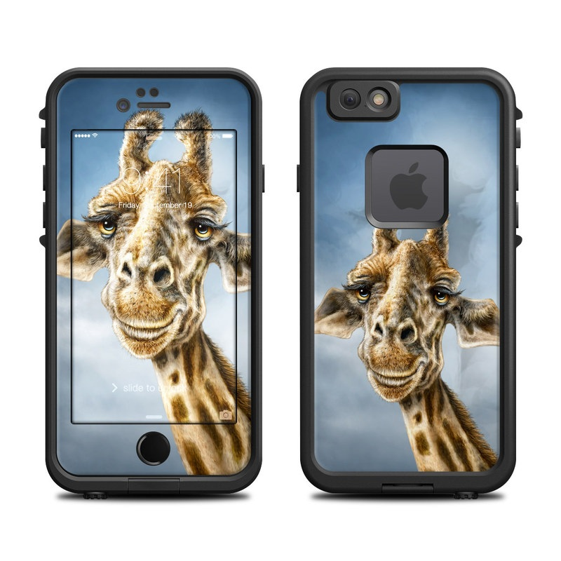 Giraffe Totem LifeProof iPhone 6s fre Case Skin