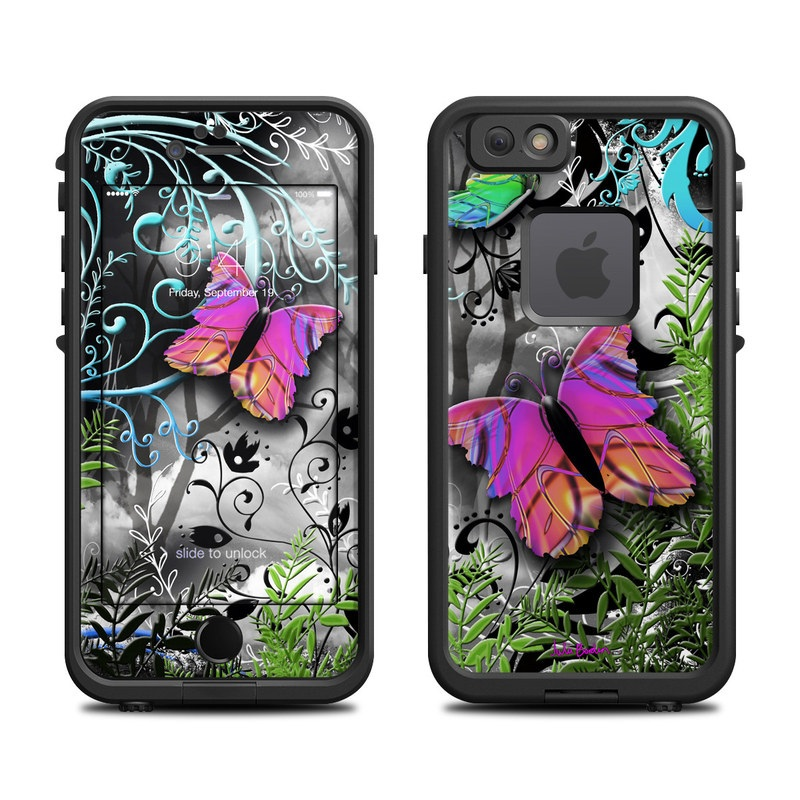 Goth Forest LifeProof iPhone 6s fre Case Skin