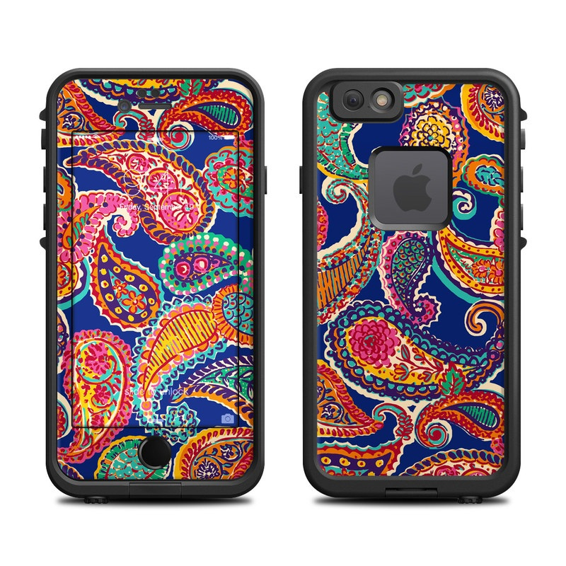 Gracen Paisley LifeProof iPhone 6s fre Case Skin