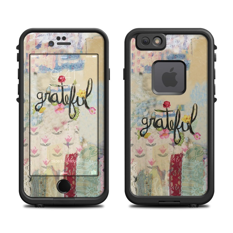 Grateful LifeProof iPhone 6s fre Case Skin