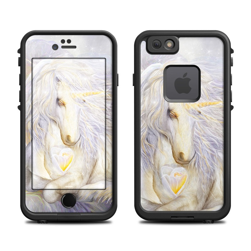 Heart Of Unicorn LifeProof iPhone 6s fre Case Skin