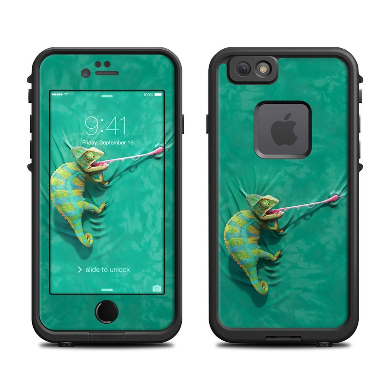 Iguana LifeProof iPhone 6s fre Case Skin