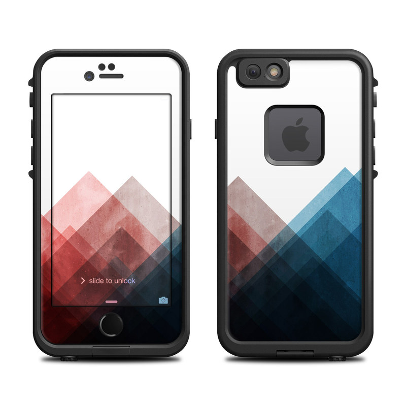 Journeying Inward LifeProof iPhone 6s fre Skin