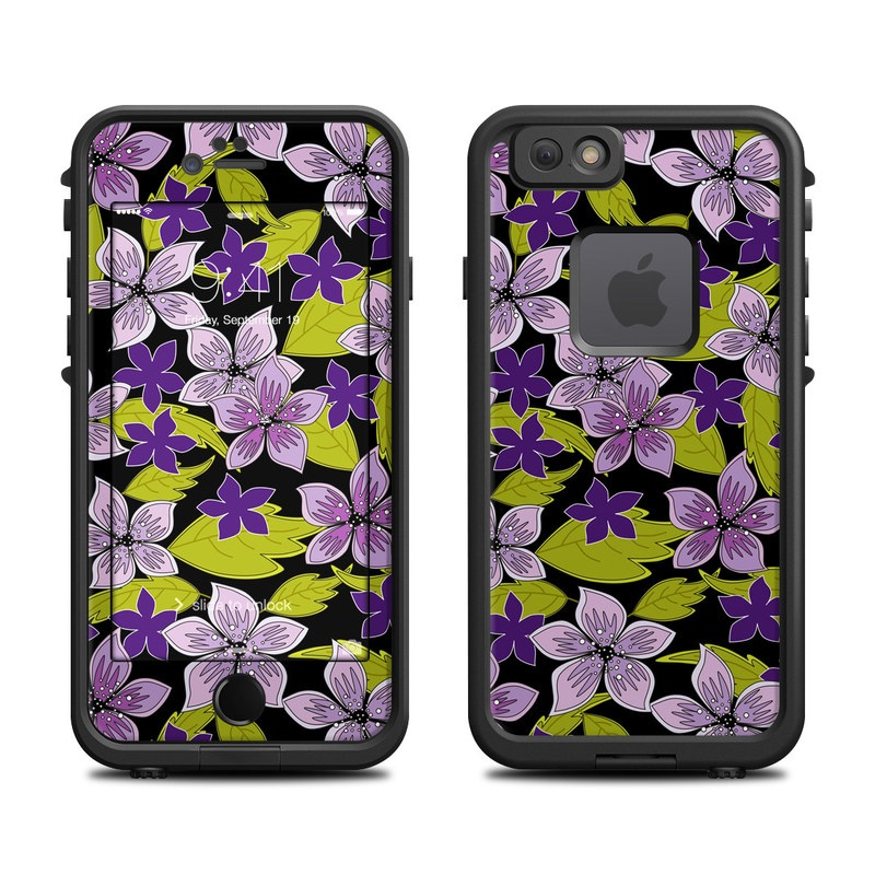 Lilac LifeProof iPhone 6s fre Case Skin