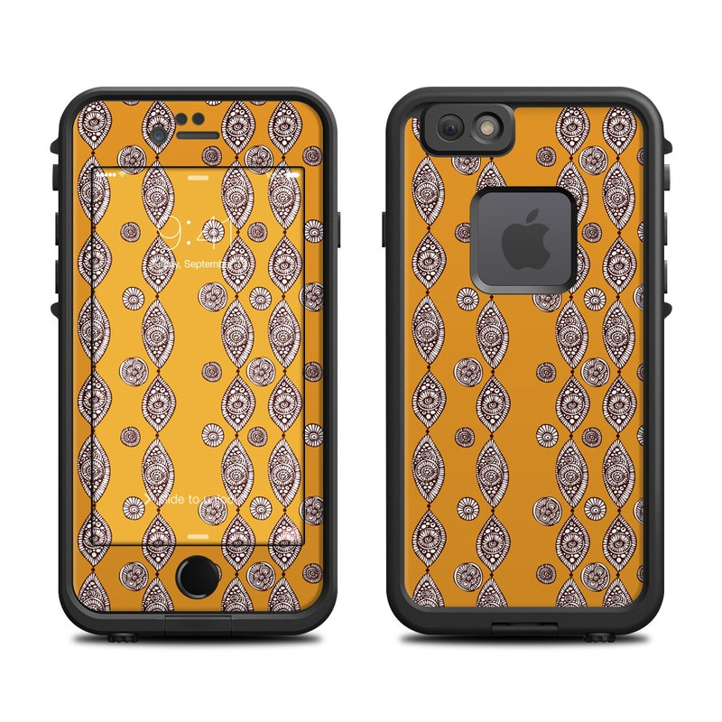 Lines and Circles LifeProof iPhone 6s fre Skin