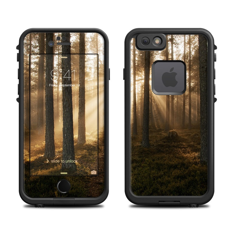 Misty Trail LifeProof iPhone 6s fre Skin