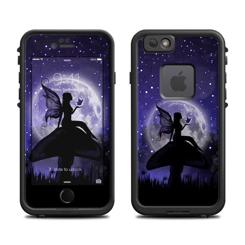 Moonlit Fairy LifeProof iPhone 6s fre Skin