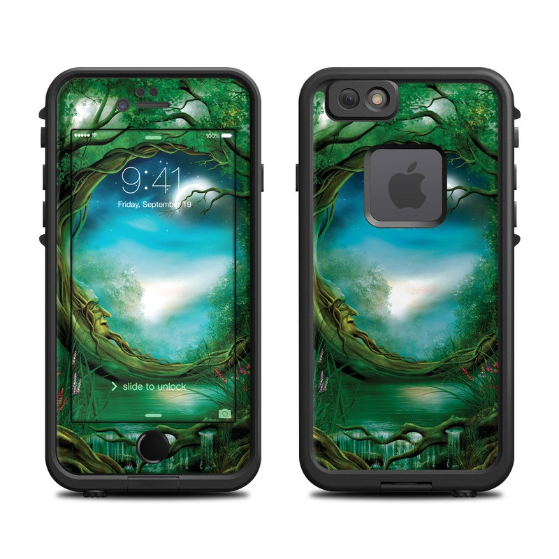 Moon Tree LifeProof iPhone 6s fre Case Skin