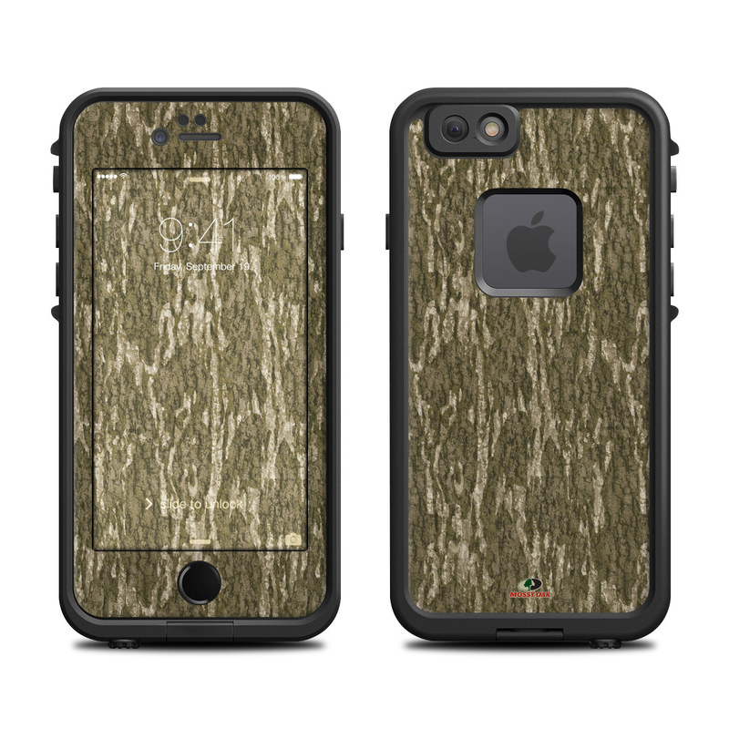 LifeProof iPhone 6s fre Case Skin design of Grass, Brown, Grass family, Plant, Soil with black, red, gray colors
