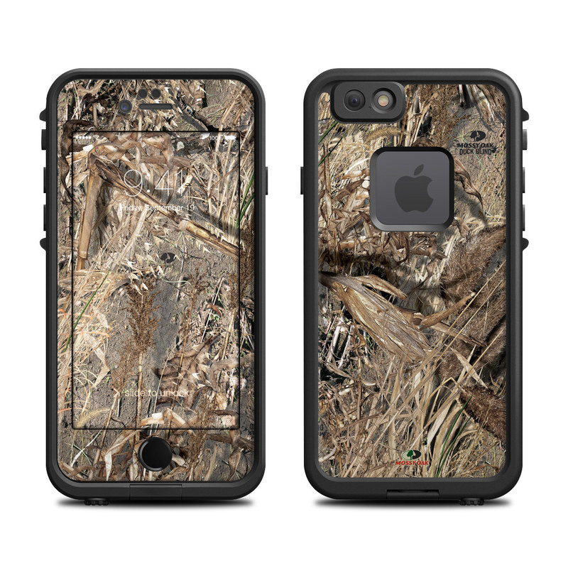 Duck Blind LifeProof iPhone 6s fre Case Skin