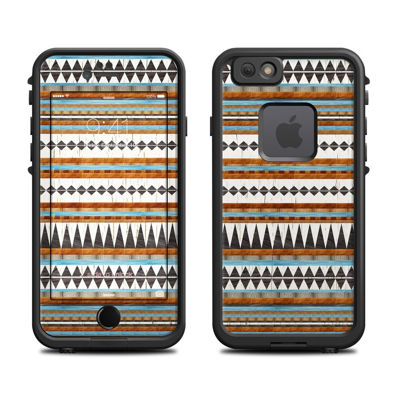 Navajo LifeProof iPhone 6s fre Case Skin