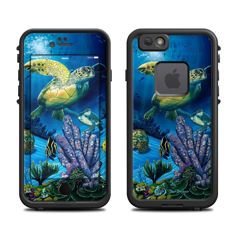 Ocean Fest LifeProof iPhone 6s fre Case Skin