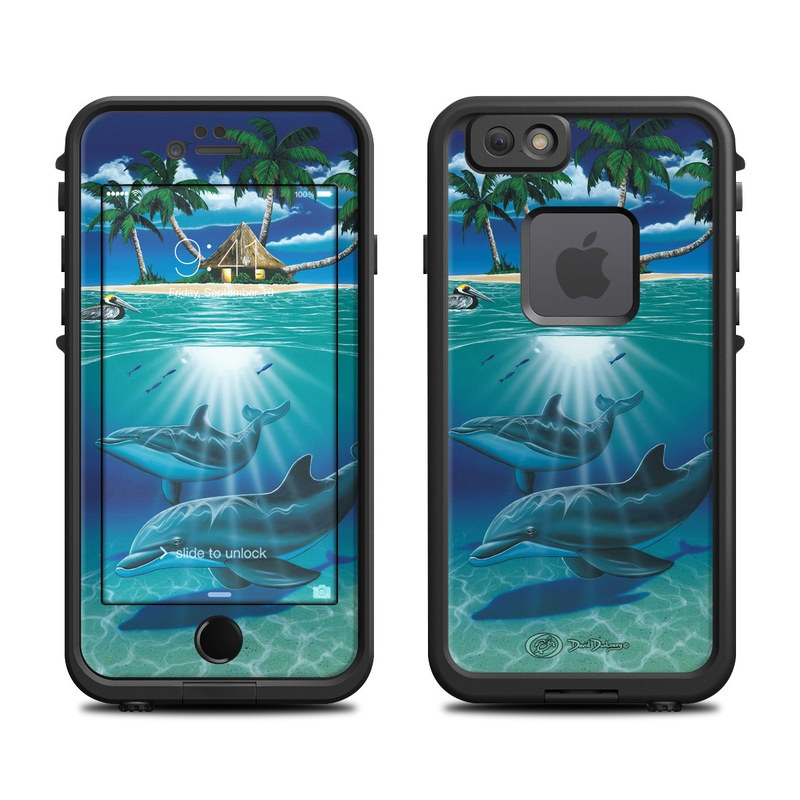 Ocean Serenity LifeProof iPhone 6s fre Case Skin