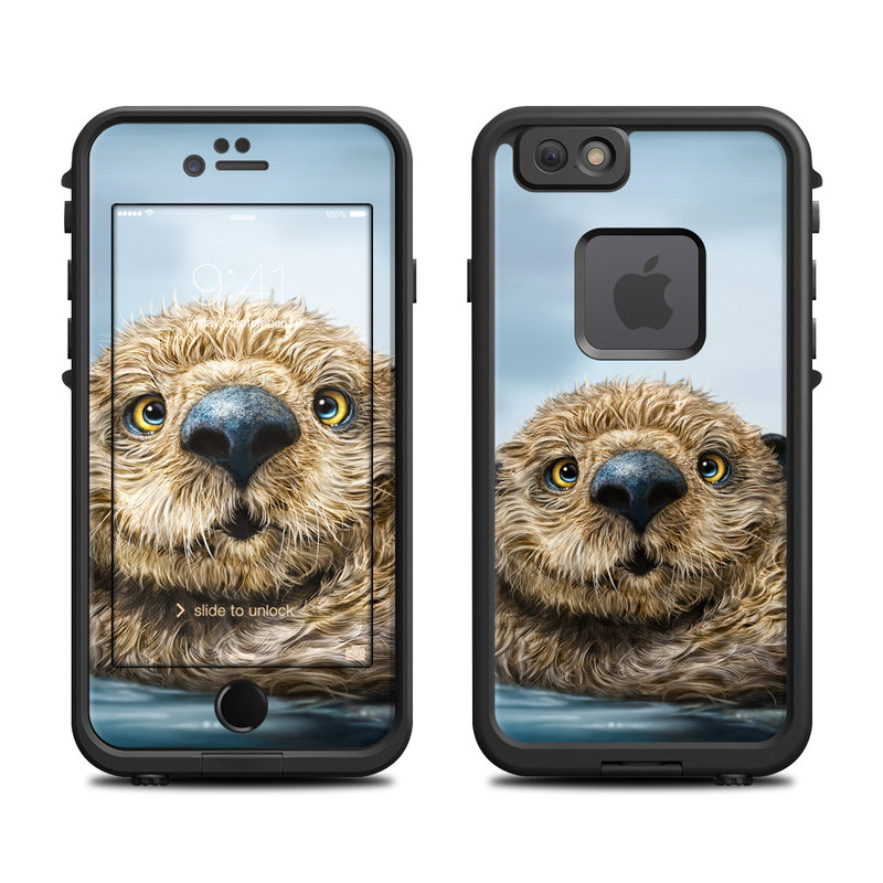 Otter Totem LifeProof iPhone 6s fre Skin