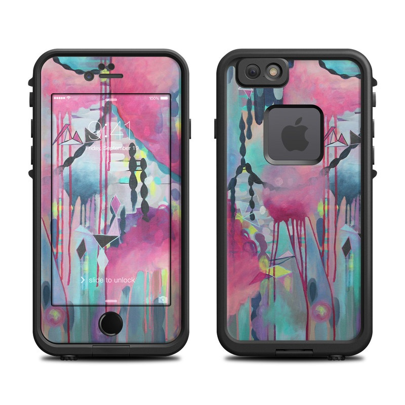Paper Chain LifeProof iPhone 6s fre Case Skin