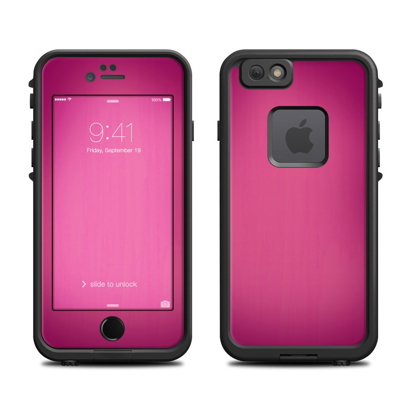 Pink Burst LifeProof iPhone 6s fre Skin