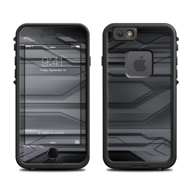 Plated LifeProof iPhone 6s fre Skin