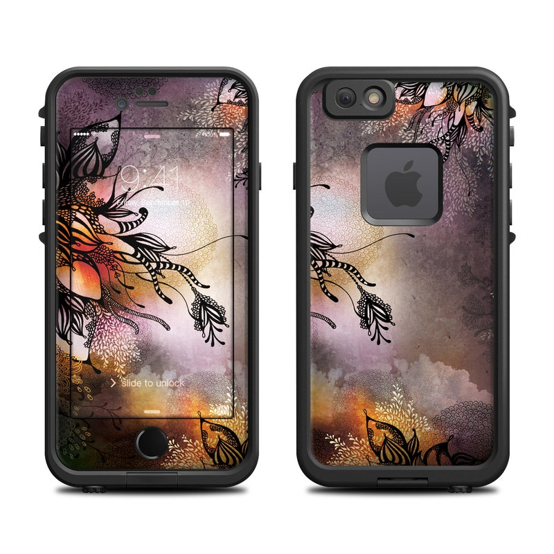 Purple Rain LifeProof iPhone 6s fre Skin