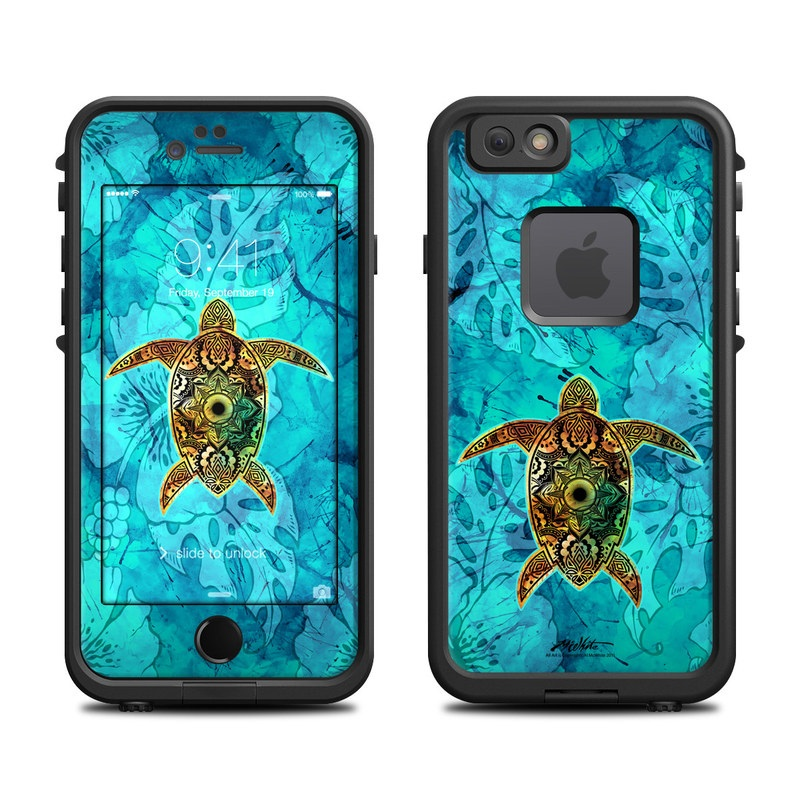 Sacred Honu LifeProof iPhone 6s fre Case Skin