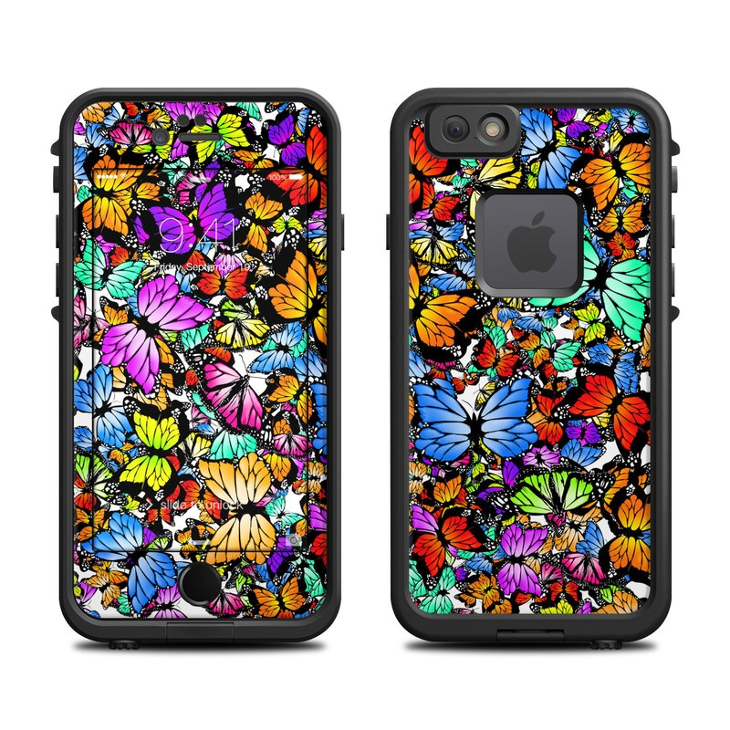 Sanctuary LifeProof iPhone 6s fre Case Skin