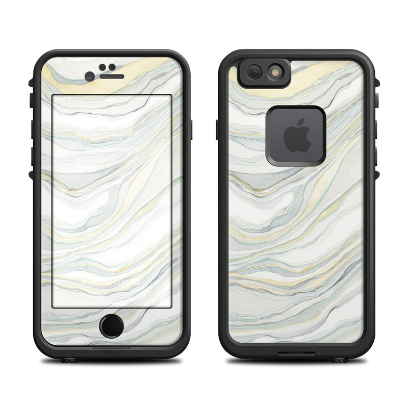 Sandstone LifeProof iPhone 6s fre Skin