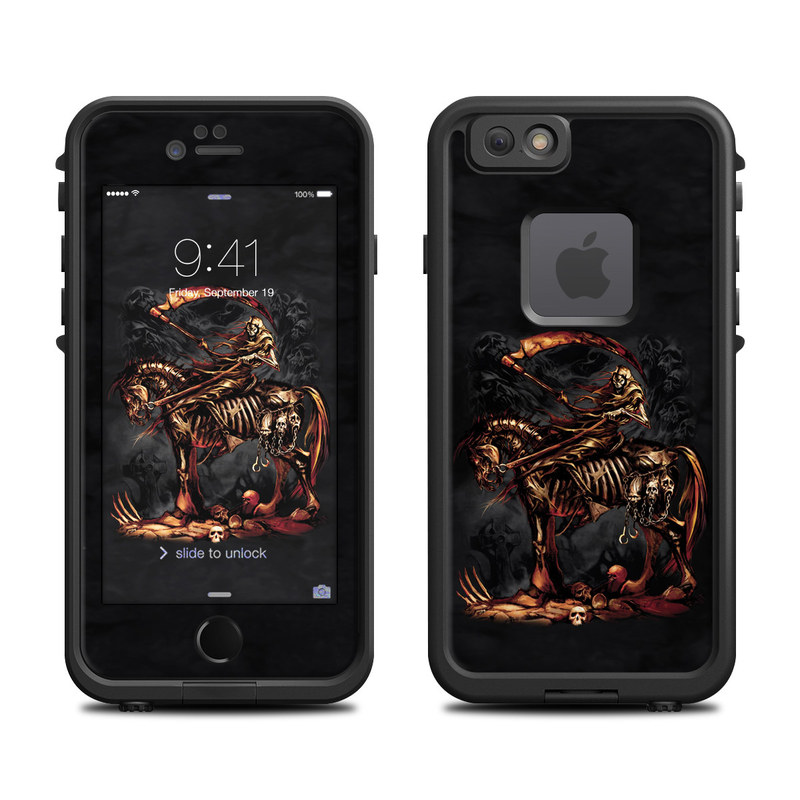 Scythe LifeProof iPhone 6s fre Case Skin