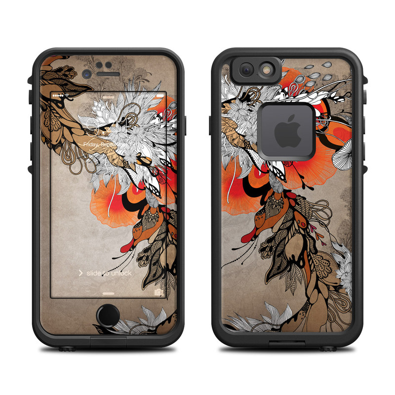 Sonnet LifeProof iPhone 6s fre Case Skin