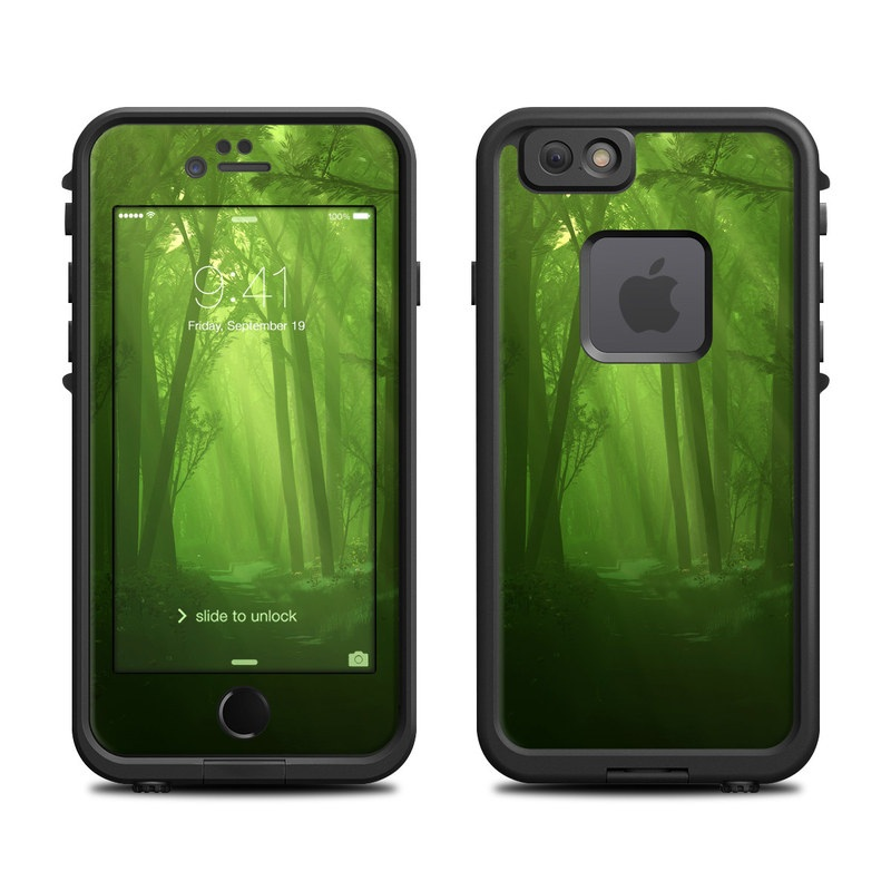 Spring Wood LifeProof iPhone 6s fre Case Skin