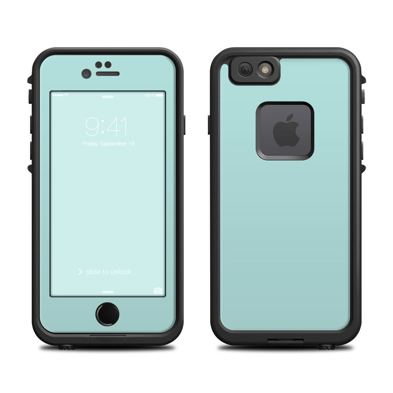 Solid State Mint LifeProof iPhone 6s fre Case Skin