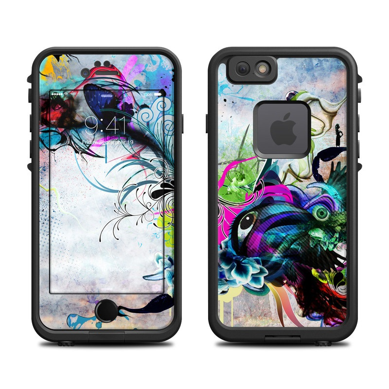 Streaming Eye LifeProof iPhone 6s fre Case Skin