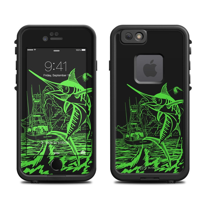 Tailwalker LifeProof iPhone 6s fre Case Skin