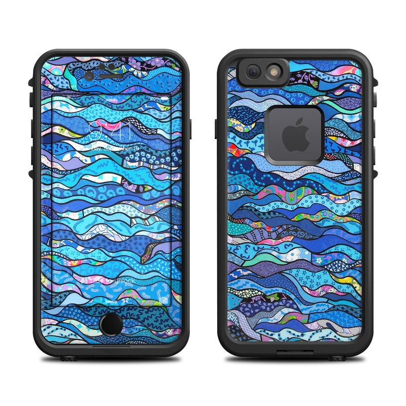 The Blues LifeProof iPhone 6s fre Case Skin