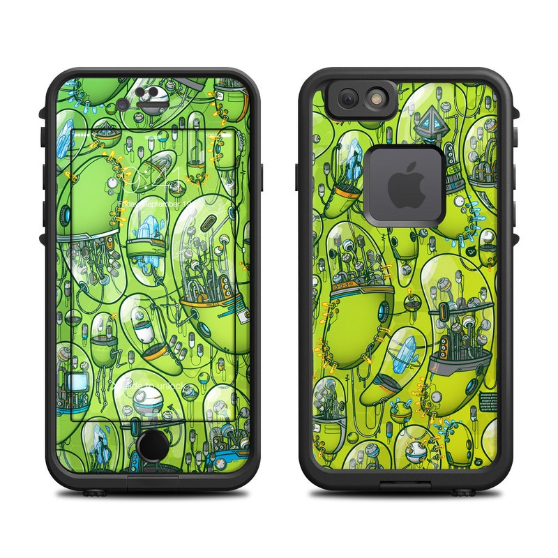 The Hive LifeProof iPhone 6s fre Case Skin