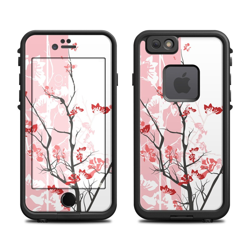 Pink Tranquility LifeProof iPhone 6s fre Case Skin