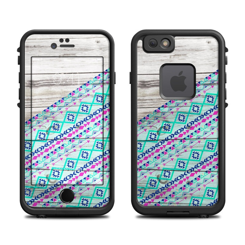 Traveler LifeProof iPhone 6s fre Case Skin