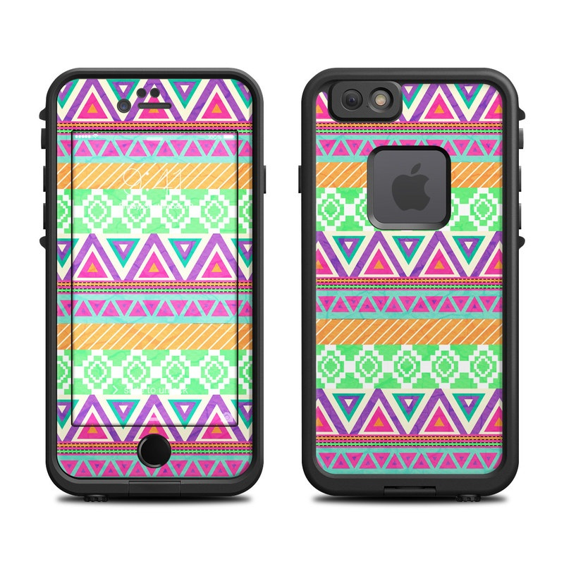 Tribe LifeProof iPhone 6s fre Case Skin