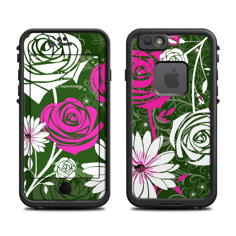 Verdant LifeProof iPhone 6s fre Case Skin