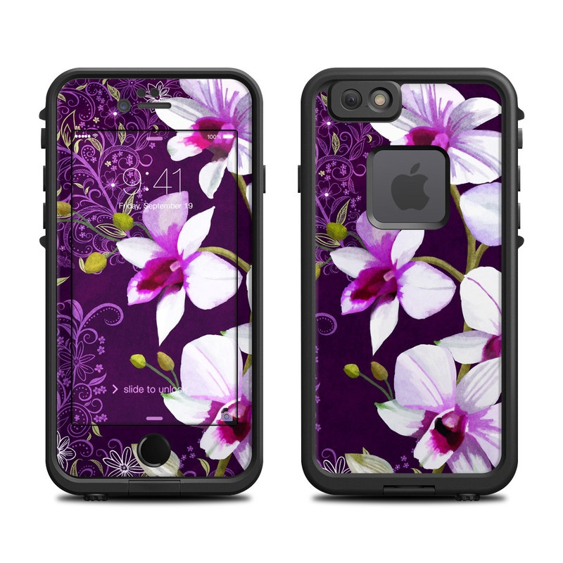 Violet Worlds LifeProof iPhone 6s fre Case Skin